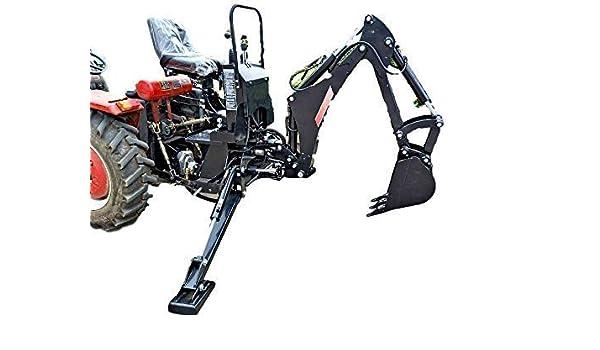 Amazon com: Backhoe Tractor Attachment Kubota Deere BHM5600