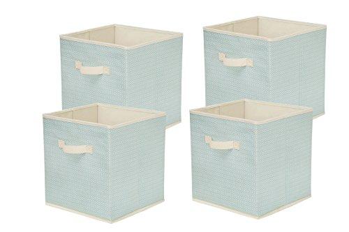 light blue bin - 8
