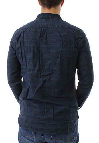LEVI'S - - Homme - Chemise Chambray Bleu Indigo Lavé pour homme