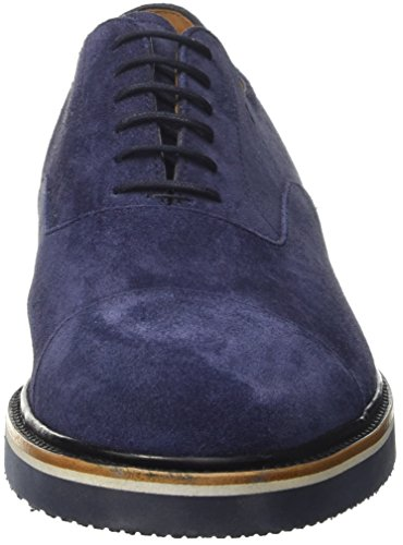 Fratelli Rossetti 45566, Scarpe Stringate Basse Oxford Uomo blu