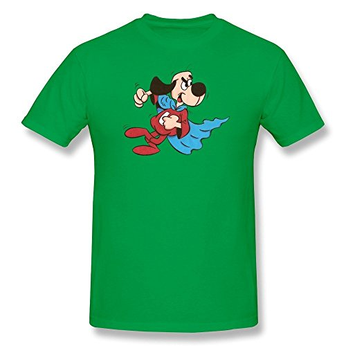 Price comparison product image Men's Underdog Film Short Sleeve Tees Size S ForestGreen