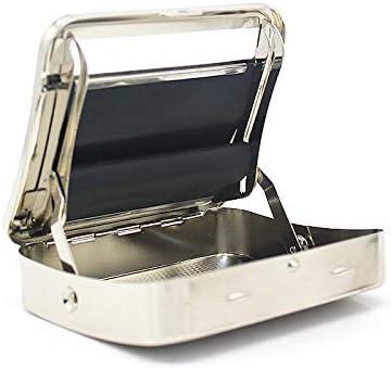 Máquina enrolladora de cigarrillos Caja automática para la caja rodante y para guardar cigarrillos para fumar y enrollar cigarrillos