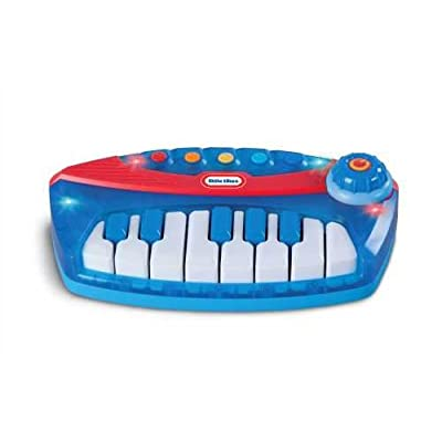 Little Tikes PopTunes Keyboard: Toys & Games