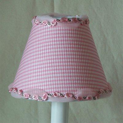 Silly Bear Lighting Victorian Grace Night Light, Pink