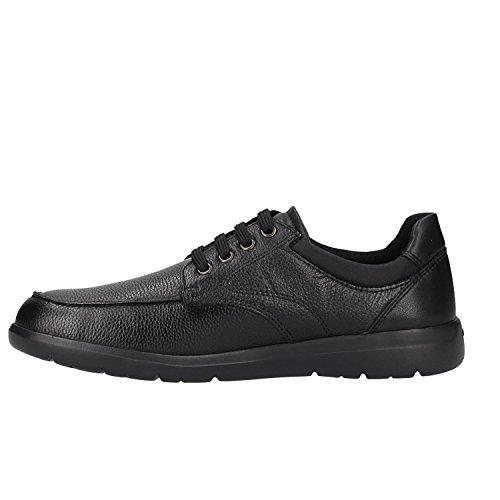 Geox U Leitan B, Mocassins (Loafers) Homme Noir (Black C9999)
