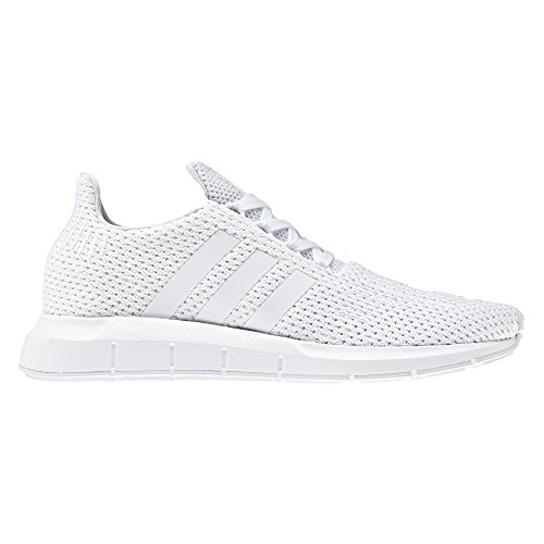 Adidas Originals Women's Swift W Running-Shoes,White/White/White,8 M US