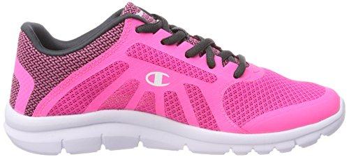 Ps002 Running Scarpe Donna Grey Sugar Low Plum Champion Rosa Shoe Cut Alpha xwZUw4fqp