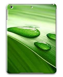 iPad Air Cases & Covers -Leaves Drew Closeup Custom PC Hard Case Cover for iPad Air
