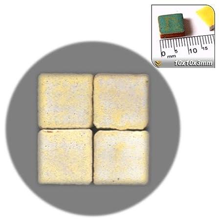 10x10x3mm 250 Pieces Random Mix All Mosaic-Minis MXAL 25//64 inch