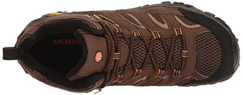 Merrell Mens Moab 2 Mid GTX Hiking Boot Earth