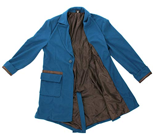 elope Fantastic Beasts and Where to FIND Them™ Newt Scamander™ Coat for Adults (L/XL)