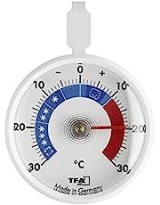 Analog kyltermometer för kylskåp, frys eller kylrum, liten och praktisk