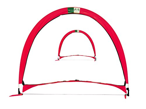 Pop Up FPV Drone Racing Air Gate, 5X4 FT Red