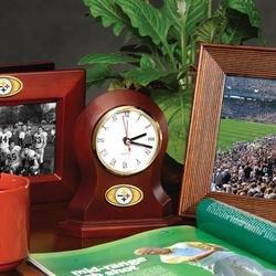 NFL Desk Clock NFL Team: Pittsburgh Steelers
