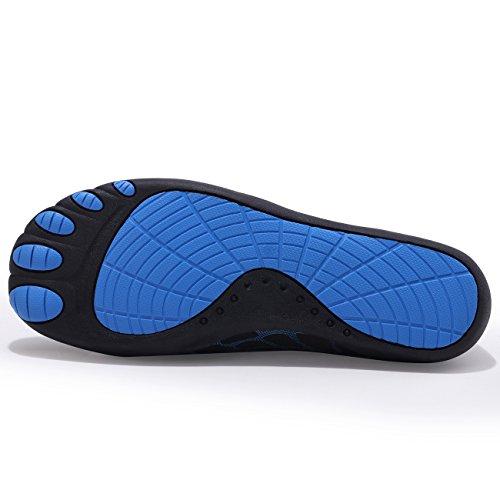 Bleu Chaussures Homme Aquatiques Pour Sixspace nxIPCqwdf