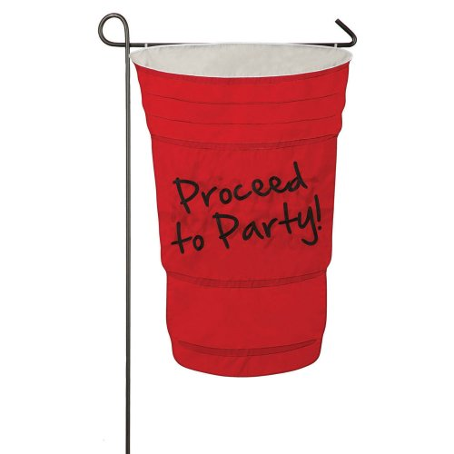 Proceed to Party Applique Garden (Party Flags)