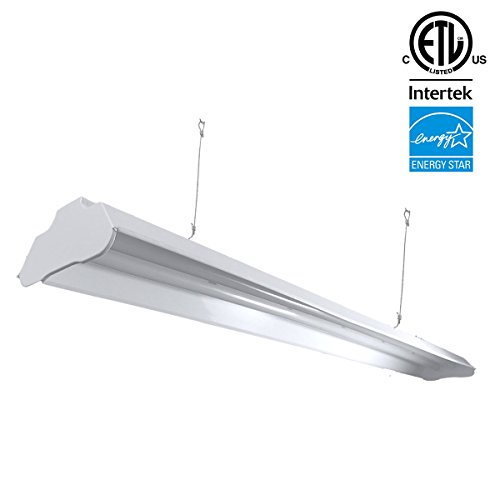 ARCHIPELAGO Utility LED Shop Light, 4FT Integrated LED
