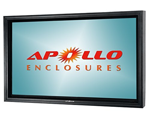 """Outdoor TV Enclosure for 39-42"""" LED/LCD Televisions - Includ"""
