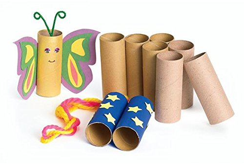 Sturdy Recycled Craft Rolls - 24 Pieces (Item # ARTROLL)
