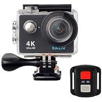 Eken H9R 4K Ultra Hd Wi-Fi Siyah Aksiyon Kamerası - 2 Yıl Kvk Teknik Servis Garantili