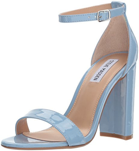 Steve Madden Women Carrson Dress Sandal Dusty Blue