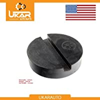 Rubber pad, rubber block, hydraulic ramp, jack, rubber pads, jacking pad adapter Part# 6035