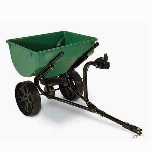 ABONADORA a traine–capacidad 35kg–Ruedas 14