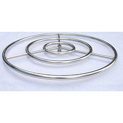 Arctic Burners - HearthDistribution OBRSS-30R 30in Round Ring Burner Arctic Flame