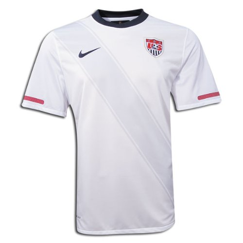 Youth Home Usa Soccer Jersey - Medium
