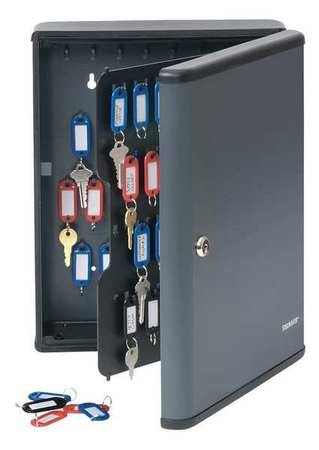 Key Control Cabinet, 90 Units by STEELMASTER