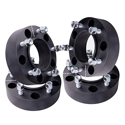 (GDSMOTU 4pc Hubcentric Wheel Spacers for Toyota 5 Lug, 2