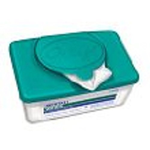 Covidien Wings Personal Wipes, Tub, Aloe Scented, 48 Count Pack - Case of 12 = 576 Wipes