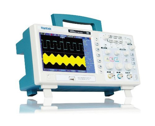 Hantek DSO5202P Hantek DSO5102P 100MHz 2CH Digital Oscilloscope 1GSa/s Real-Time Sample