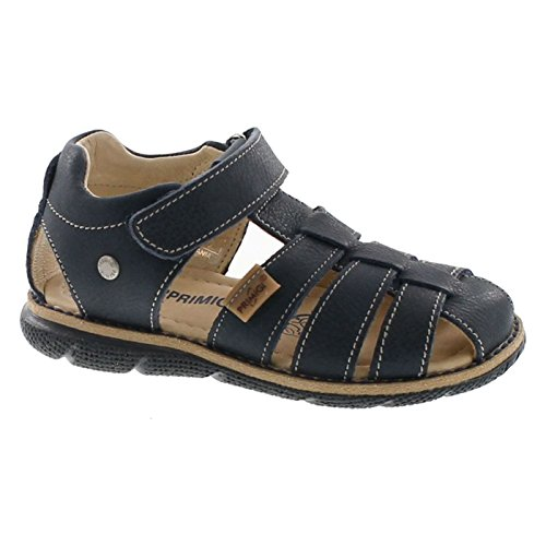 - Primigi Boys 14125 Leather European Fisherman Sandals,Blue,27