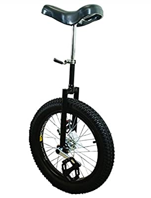 "UNICYCLE PRO 20"" X 2.5"" That's 20"" Tire And Width Is 2.5"" BLACK"