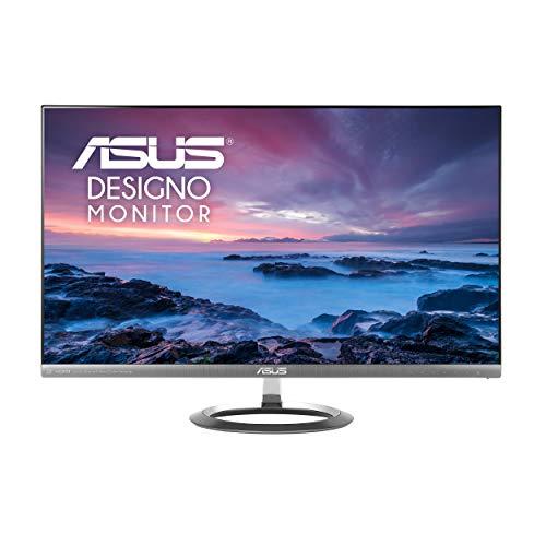 ASUS Designo MX27AQ 27' Monitor WQHD 2560x1440 IPS DP HDMI Eye Care Frameless Monitor