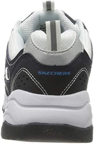 Skechers Damen Sneaker I CONIK sportlicher Retro Turnschuhe mit robuster Laufsohle und Memory Foam Decksohle blau (NavyBlue) 1760316031