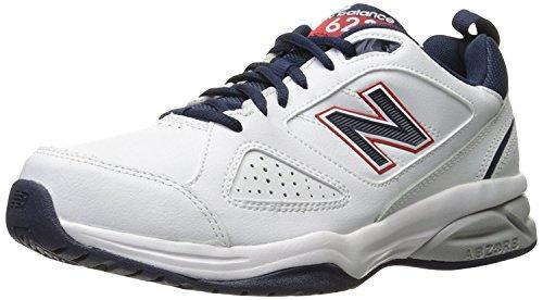New Balance Mens MX623v3 Training Shoe, Blanco, 53 D(M) EU/17.5 D(M) UK