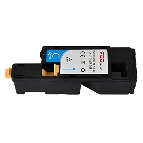 Compatible Cyan Laser Cartridge - 2
