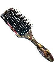 Kent Brushes The Original Floral Cushioned Paddle Hair Brush