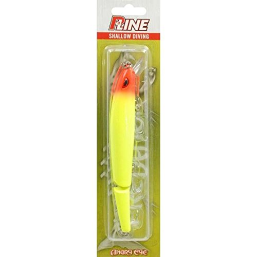 P-Line Angry Eye Predator Minnow, Chart