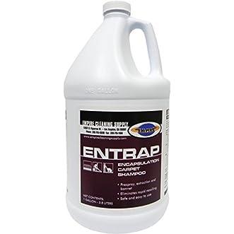 Empire En-trap Encapsulation Carpet Shampoo