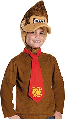 Donkey Kong Super Mario Bros. Nintendo Child Costume -