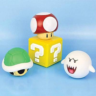 Super Mario Stress Ball - Question Mark Block: Clothing