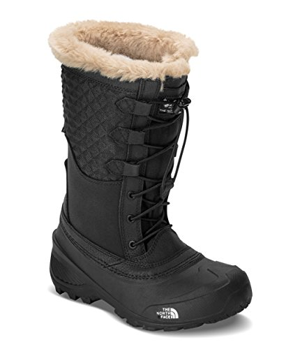 The North Face Shellista Lace III Boot - Toddler Girls' TNF Black/TNF Black, 13.0