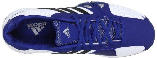 adidas Bercuda 2.0 - Zapatillas de tenis Hombre Blanco - Weiß (RUNNING WHITE FTW / BLACK 1 / DARK BLUE F12)