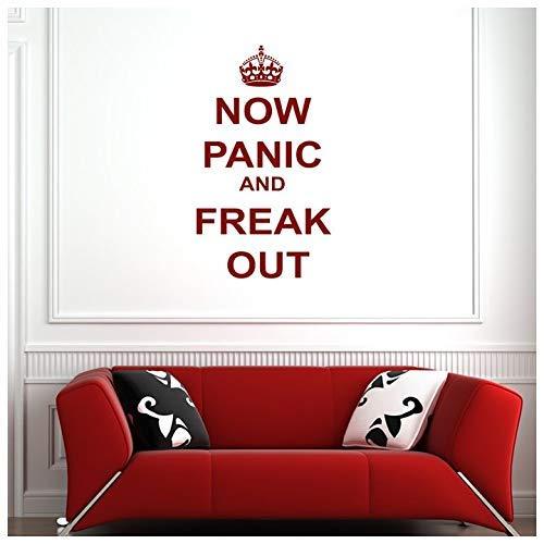 Amazoncom Banytree Now Panic And Freak Out Keep Calm