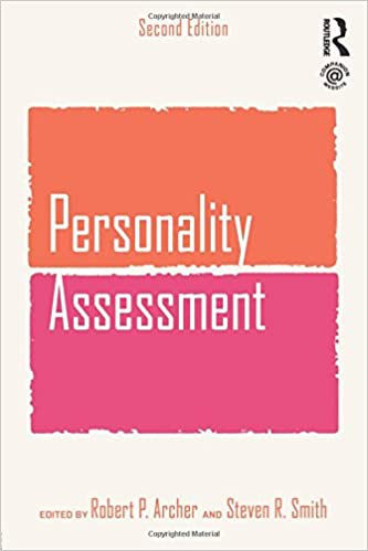 Amazon personality assessment 9780415527057 robert p personality assessment 2nd edition fandeluxe Image collections