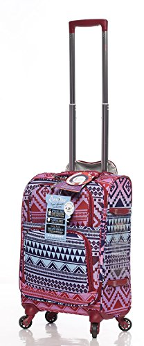 aerolite-22x14x9-carry-on-max-lightweight-upright-travel-trolley-bags-luggage-suitcase-4-wheel-spinn