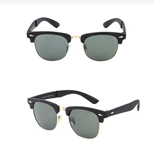 TOOPOOT Clearance Deals Glasses, Man Summer Travel Glasses Outdoors Retro Folded Sunglasses - Sunglasses Clearance